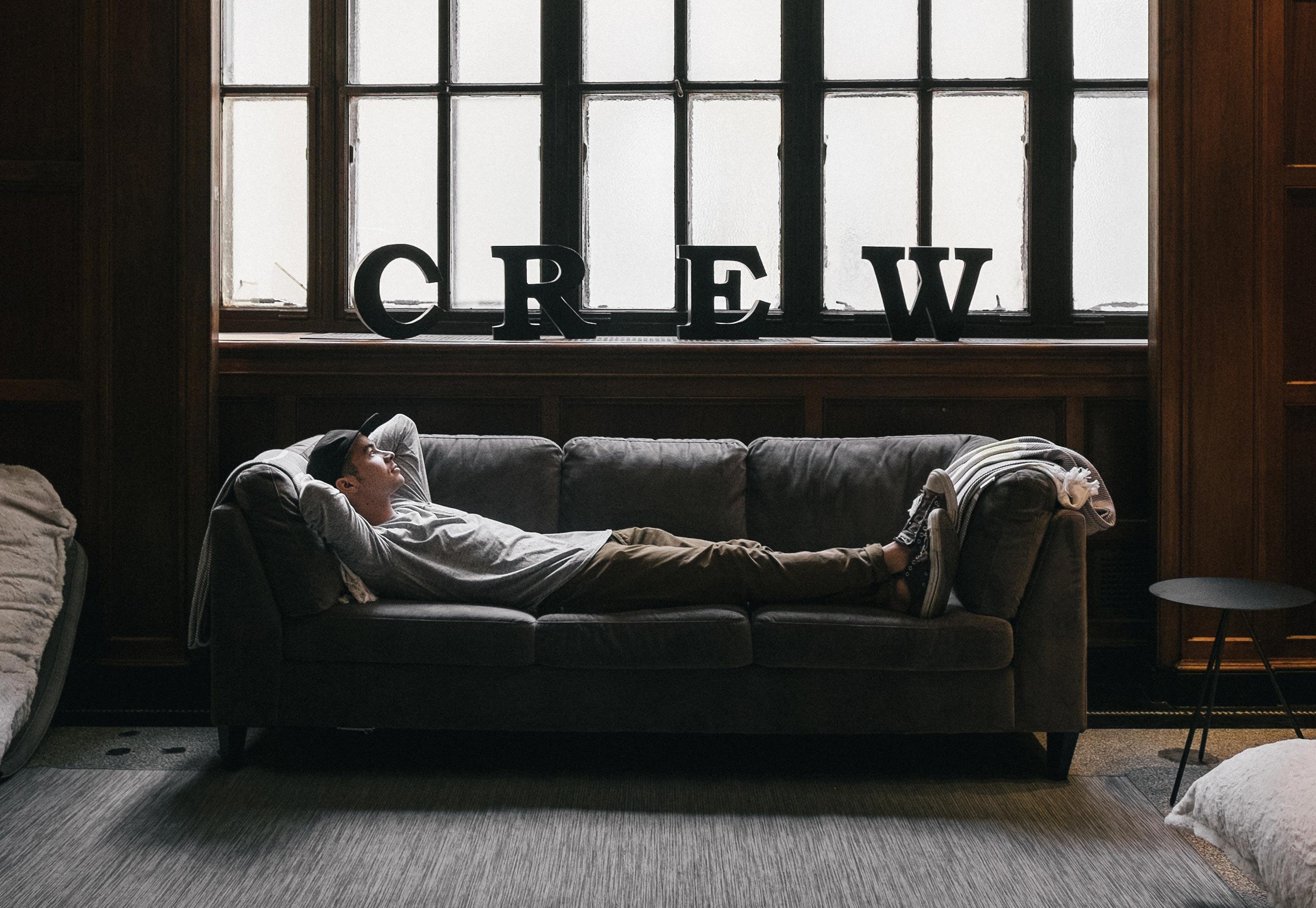 Crew-Mitglied werden